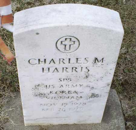 HARRIS, CHARLES M. - Ross County, Ohio | CHARLES M. HARRIS - Ohio Gravestone Photos