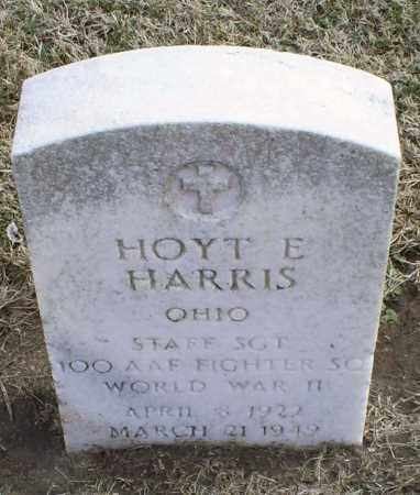 HARRIS, HOYT E. - Ross County, Ohio | HOYT E. HARRIS - Ohio Gravestone Photos