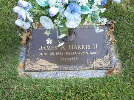 HARRIS, JAMES A. II - Ross County, Ohio | JAMES A. II HARRIS - Ohio Gravestone Photos