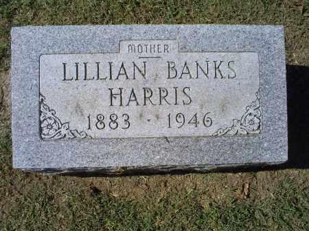 BANKS HARRIS, LILLIAN - Ross County, Ohio | LILLIAN BANKS HARRIS - Ohio Gravestone Photos