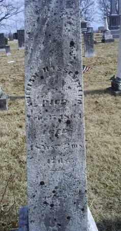 HASSENPFLUG, WILLIAM - Ross County, Ohio   WILLIAM HASSENPFLUG - Ohio Gravestone Photos