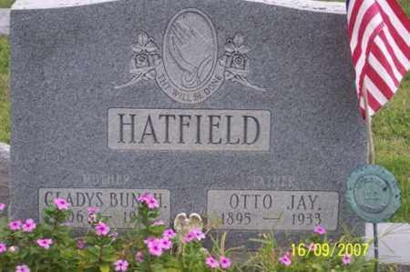 HATFIELD,, GLADYS - Ross County, Ohio | GLADYS HATFIELD, - Ohio Gravestone Photos