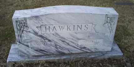 HAWKINS, MARY L. - Ross County, Ohio | MARY L. HAWKINS - Ohio Gravestone Photos