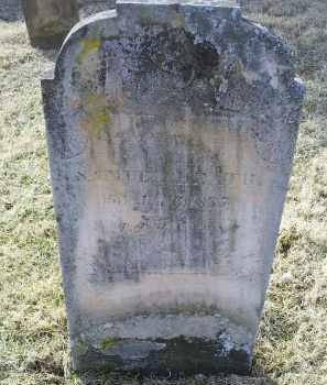 HEATH, SAMUEL - Ross County, Ohio | SAMUEL HEATH - Ohio Gravestone Photos
