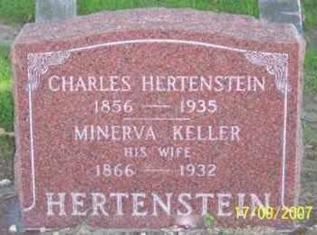 HERTENSTEIN, CHARLES - Ross County, Ohio | CHARLES HERTENSTEIN - Ohio Gravestone Photos