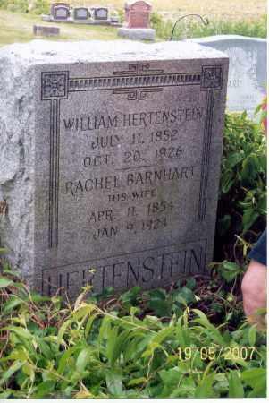 HERTENSTEIN, RACHEL - Ross County, Ohio | RACHEL HERTENSTEIN - Ohio Gravestone Photos