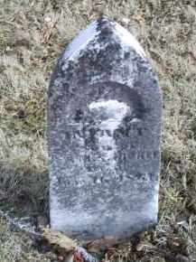 HICKLE, INFANT - Ross County, Ohio | INFANT HICKLE - Ohio Gravestone Photos