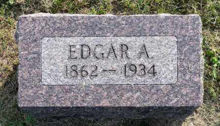 HIGBY, EDGAR AUGUSTUS - Ross County, Ohio | EDGAR AUGUSTUS HIGBY - Ohio Gravestone Photos