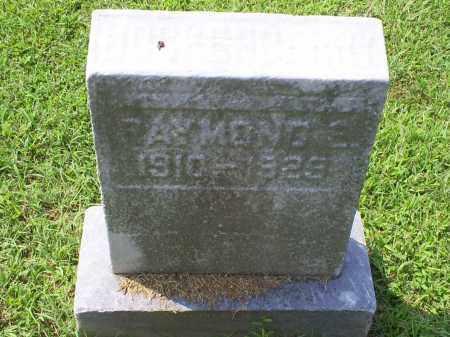 HOCKENBERRY, RAYMOND E. - Ross County, Ohio | RAYMOND E. HOCKENBERRY - Ohio Gravestone Photos