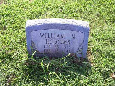 HOLCOMB, WILLIAM M. - Ross County, Ohio | WILLIAM M. HOLCOMB - Ohio Gravestone Photos