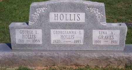 GRAVES HOLLIS, LENA A. - Ross County, Ohio | LENA A. GRAVES HOLLIS - Ohio Gravestone Photos
