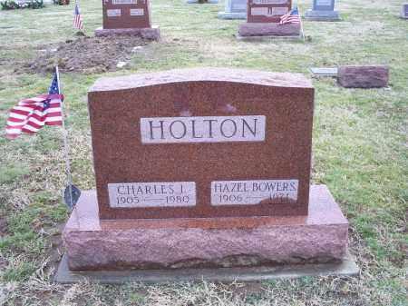 HOLTON, CHARLES I. - Ross County, Ohio | CHARLES I. HOLTON - Ohio Gravestone Photos