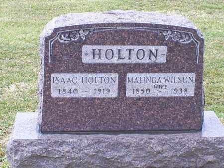 HOLTON, MALINDA - Ross County, Ohio | MALINDA HOLTON - Ohio Gravestone Photos