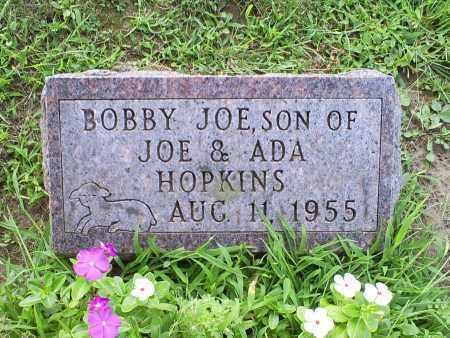 HOPKINS, BOBBY JOE - Ross County, Ohio | BOBBY JOE HOPKINS - Ohio Gravestone Photos