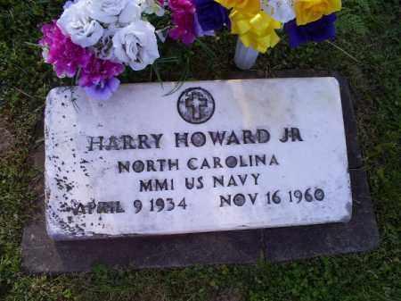 HOWARD, HARRY JR. - Ross County, Ohio   HARRY JR. HOWARD - Ohio Gravestone Photos