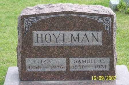HOYLMAN, SAMUEL C. - Ross County, Ohio | SAMUEL C. HOYLMAN - Ohio Gravestone Photos