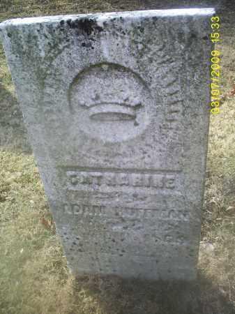 HUFFMAN, CATHARINE - Ross County, Ohio   CATHARINE HUFFMAN - Ohio Gravestone Photos