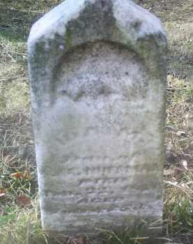 HUFFMAN, IDA M. - Ross County, Ohio | IDA M. HUFFMAN - Ohio Gravestone Photos