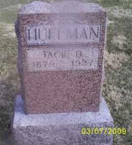 HUFFMAN, TACIE D. - Ross County, Ohio   TACIE D. HUFFMAN - Ohio Gravestone Photos