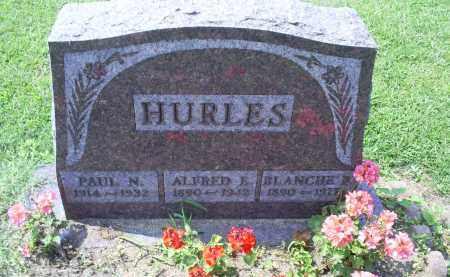 HURLES, PAUL N. - Ross County, Ohio | PAUL N. HURLES - Ohio Gravestone Photos