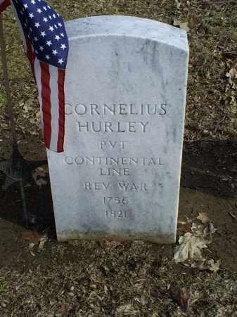 HURLEY, CORNELIUS - Ross County, Ohio | CORNELIUS HURLEY - Ohio Gravestone Photos