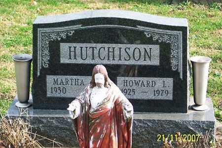 HUTCHISON, HOWARD L. - Ross County, Ohio   HOWARD L. HUTCHISON - Ohio Gravestone Photos