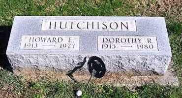 HUTCHISON, DOROTHY R. - Ross County, Ohio | DOROTHY R. HUTCHISON - Ohio Gravestone Photos