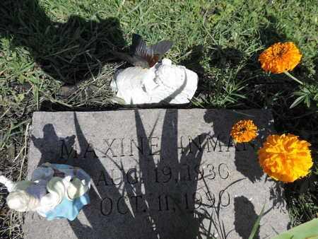 INMAN, MAXINE - Ross County, Ohio   MAXINE INMAN - Ohio Gravestone Photos