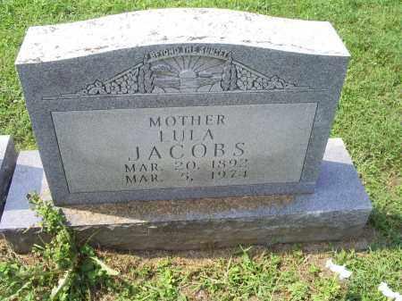 JACOBS, LULU - Ross County, Ohio   LULU JACOBS - Ohio Gravestone Photos