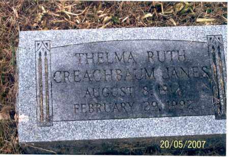 JANES, THELMA RUTH - Ross County, Ohio | THELMA RUTH JANES - Ohio Gravestone Photos