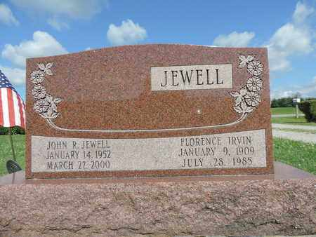 JEWELL, FLORENCE - Ross County, Ohio | FLORENCE JEWELL - Ohio Gravestone Photos