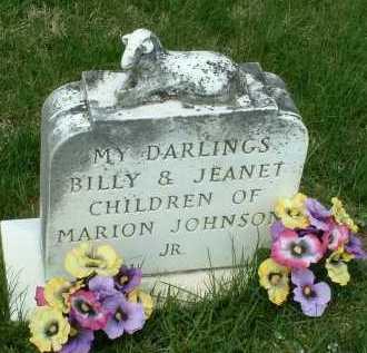 JOHNSON, JEANET - Ross County, Ohio   JEANET JOHNSON - Ohio Gravestone Photos
