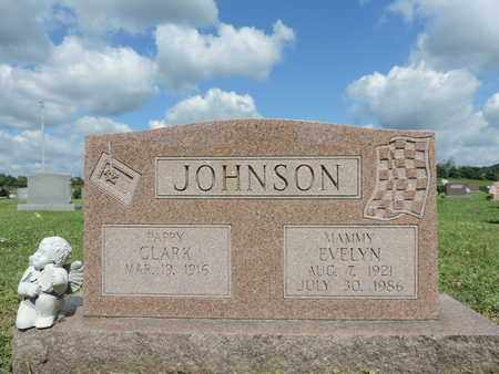 JOHNSON, CLARK - Ross County, Ohio   CLARK JOHNSON - Ohio Gravestone Photos