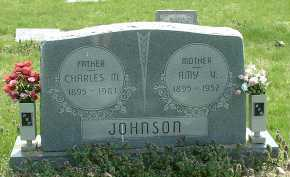 JOHNSON, AMY V. - Ross County, Ohio | AMY V. JOHNSON - Ohio Gravestone Photos