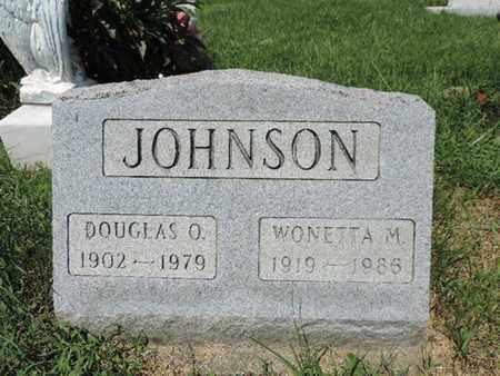 JOHNSON, WONETTA M. - Ross County, Ohio | WONETTA M. JOHNSON - Ohio Gravestone Photos