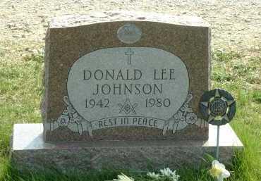 JOHNSON, DONALD LEE - Ross County, Ohio | DONALD LEE JOHNSON - Ohio Gravestone Photos