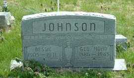 JOHNSON, BESSIE - Ross County, Ohio | BESSIE JOHNSON - Ohio Gravestone Photos