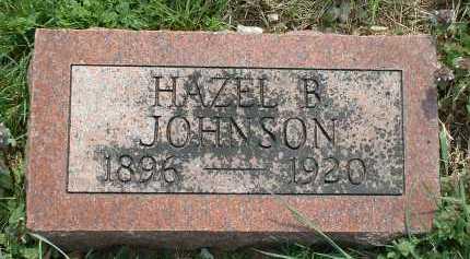 JOHNSON, HAZEL B. - Ross County, Ohio | HAZEL B. JOHNSON - Ohio Gravestone Photos