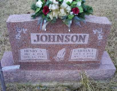 JOHNSON, CAROLYN L. - Ross County, Ohio | CAROLYN L. JOHNSON - Ohio Gravestone Photos