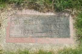 HALL JOHNSON, IDA BELL - Ross County, Ohio | IDA BELL HALL JOHNSON - Ohio Gravestone Photos
