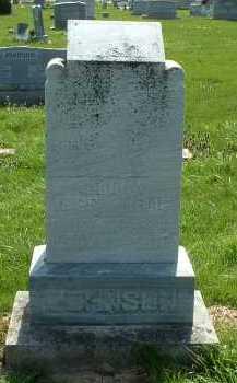 JOHNSON, JOHN A. - Ross County, Ohio | JOHN A. JOHNSON - Ohio Gravestone Photos