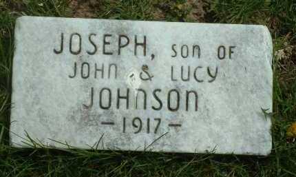 JOHNSON, JOSEPH - Ross County, Ohio | JOSEPH JOHNSON - Ohio Gravestone Photos