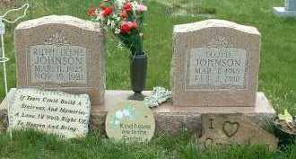 JOHNSON, LLOYD - Ross County, Ohio | LLOYD JOHNSON - Ohio Gravestone Photos