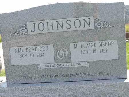 JOHNSON, M. ELAINE - Ross County, Ohio | M. ELAINE JOHNSON - Ohio Gravestone Photos