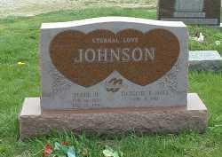 JOHNSON, DARLENE E. - Ross County, Ohio | DARLENE E. JOHNSON - Ohio Gravestone Photos
