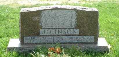 JOHNSON, MARJORIE - Ross County, Ohio | MARJORIE JOHNSON - Ohio Gravestone Photos