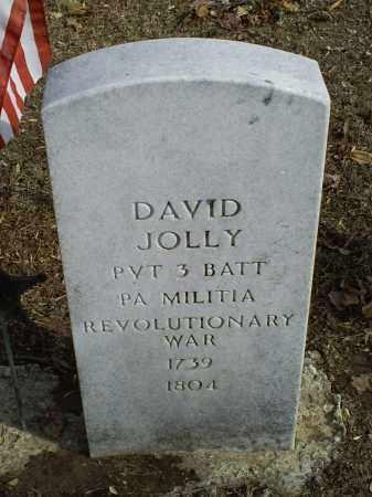 JOLLY, DAVID - Ross County, Ohio | DAVID JOLLY - Ohio Gravestone Photos