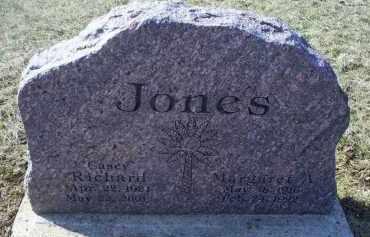 JONES, MARGARET A. - Ross County, Ohio | MARGARET A. JONES - Ohio Gravestone Photos