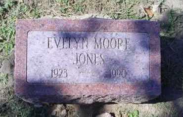 JONES, EVELYN - Ross County, Ohio | EVELYN JONES - Ohio Gravestone Photos