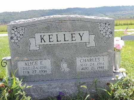 KELLEY, ALICE E - Ross County, Ohio | ALICE E KELLEY - Ohio Gravestone Photos